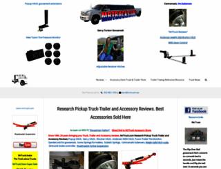 mrtruck.net screenshot