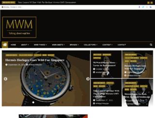 mrwatchmaster.com screenshot