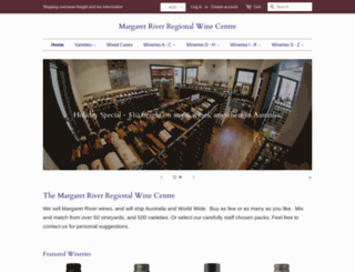 mrwines.com screenshot