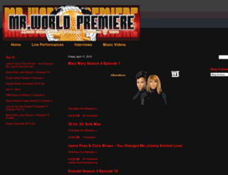 mrwptv.blogspot.in screenshot