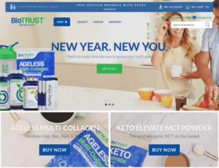 mrxlsmith.biotrust.com screenshot