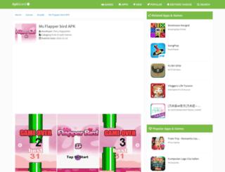 ms-flapper-bird.appjap.com screenshot