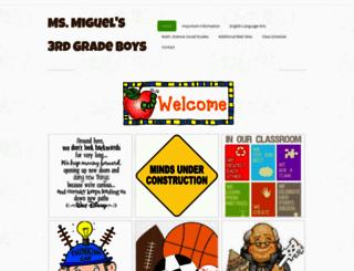 ms-miguel.weebly.com screenshot