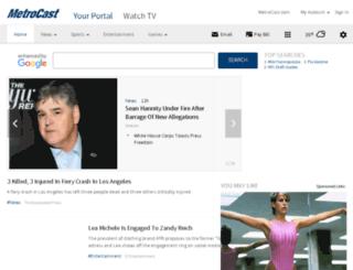 ms.metrocast.net screenshot