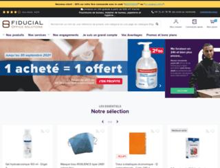 ms.pourmonbureau.com screenshot