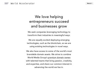 ms.world.com screenshot
