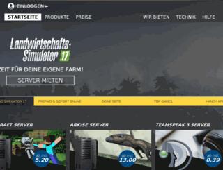 ms287.nitrado.net screenshot