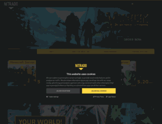 ms541.nitrado.net screenshot