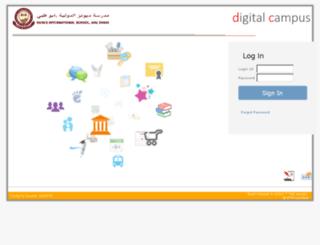 msad.ethdigitalcampus.com screenshot