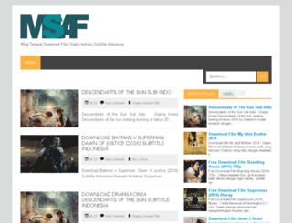 msaf-net.blogspot.com screenshot