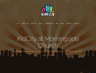 msckids.com screenshot