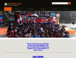 mscministry.org screenshot