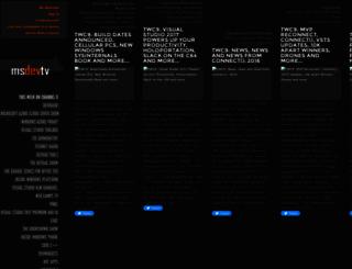 msdevtv.com screenshot