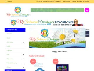 msdsmartpartner.com screenshot