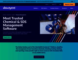 msdsonline.com screenshot