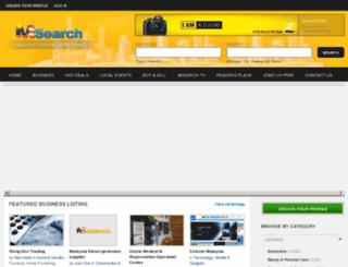 msearch.com.my screenshot