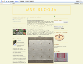 mseblogja.blogspot.com screenshot