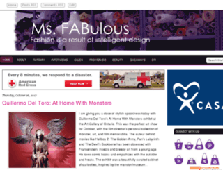 msfabulous.com screenshot