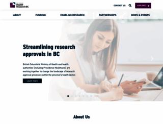 msfhr.org screenshot