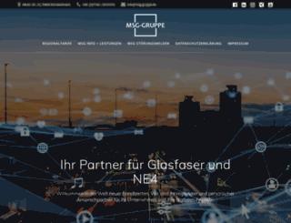 msg-shop.com screenshot
