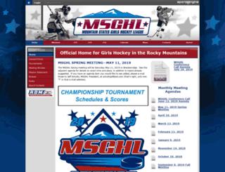 msghl.net screenshot