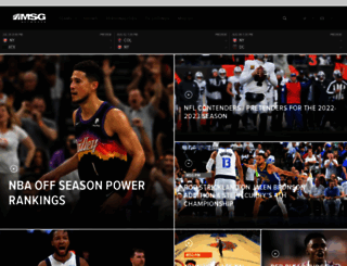 msgnetworks.com screenshot