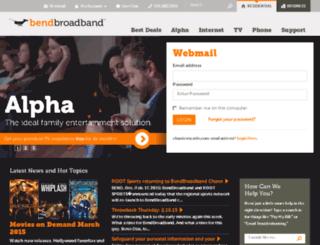 msgs0.bendbroadband.net screenshot