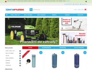 mshop.sk screenshot