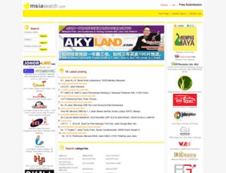 msiasearch.com screenshot