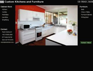 mskitchen.com.au screenshot
