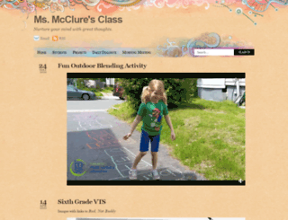 msmcclure.com screenshot