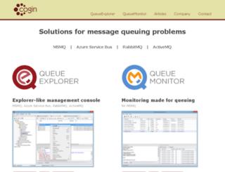 msmqtools.com screenshot