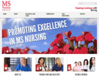 msna.darwinwebdesign.com.au screenshot