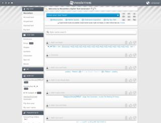 msnletters.com screenshot