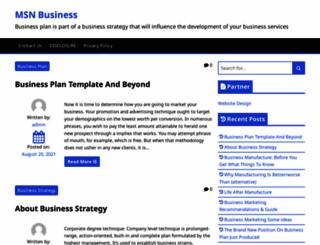 msnxmsn.com screenshot