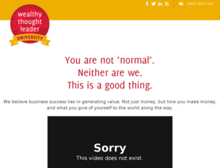 msoci.com screenshot