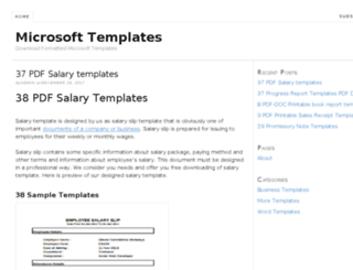 msoftwebtemplates.com screenshot