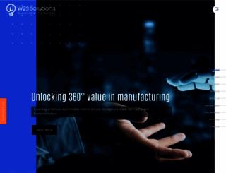 mspa.w2ssolutions.com screenshot