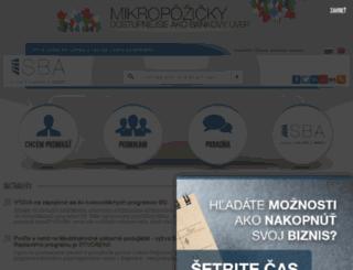 msponline.sk screenshot