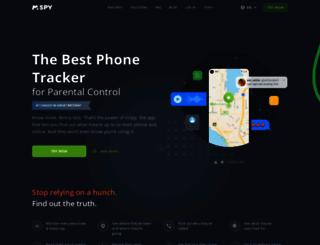 mspy.co.uk screenshot