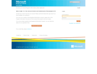 msregrefurb.com screenshot