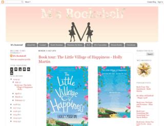 mssbookshelf.blogspot.com screenshot