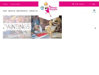 msshopsmart.com screenshot