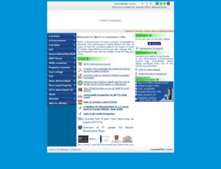 mstcecommerce.com screenshot
