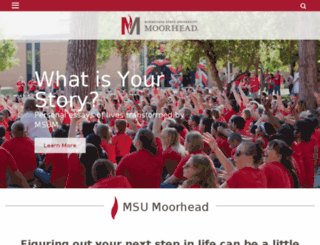 msumapps.mnstate.edu screenshot