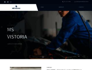 msvistoria.com.br screenshot