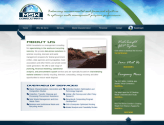 mswconsultants.com screenshot