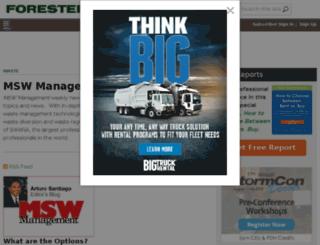 mswmanagement.com screenshot