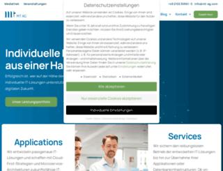 mt-ag.com screenshot