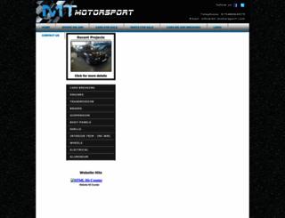 mt-motorsport.com screenshot